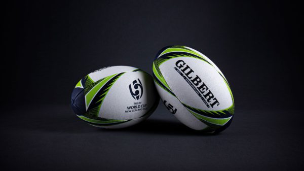 Official ball for RWC 2021
