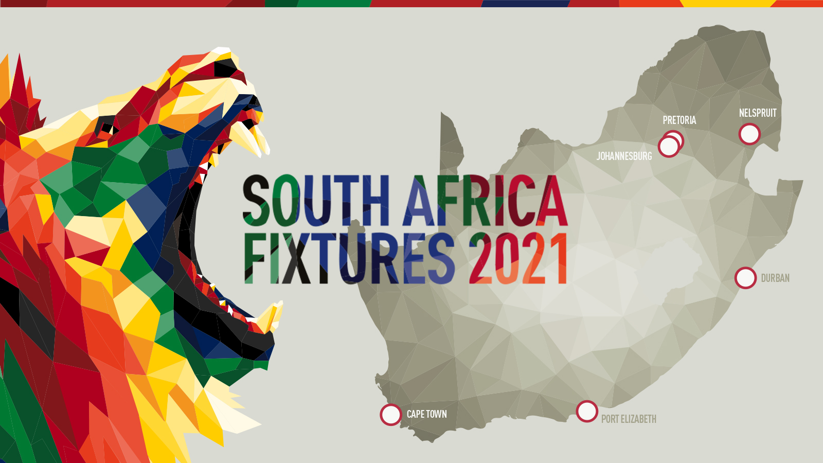 Lions tour of South Africa 2021
