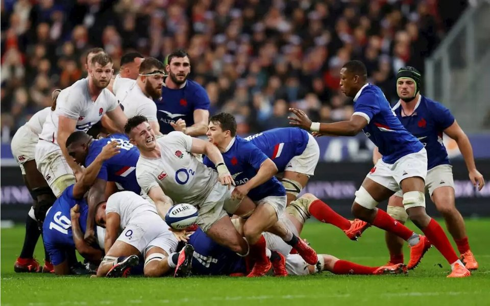 France announce 31 players for Six Nations campaign