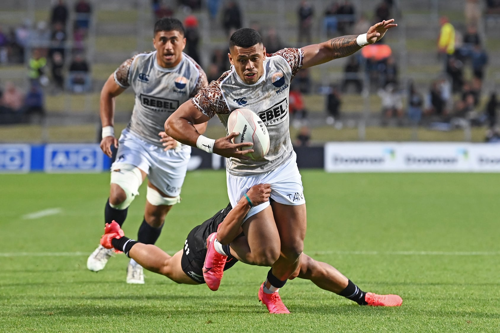 Super Rugby set to accept participation from Moana Pasifika & Fijian Drua