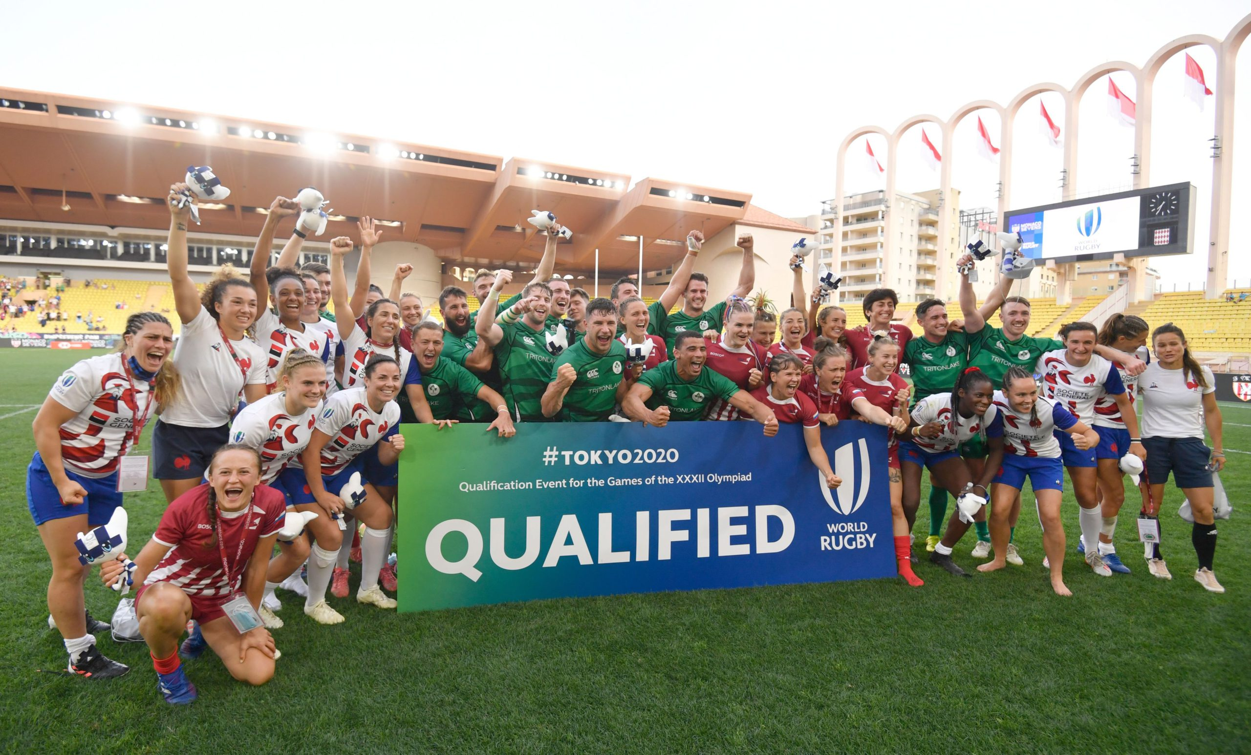 ireland qualified for Tokyo Olympic